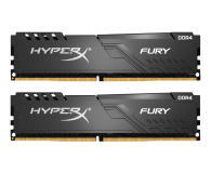 Pamięć RAM DDR4 HyperX 16GB 3466MHz Fury CL16 (2x8GB)