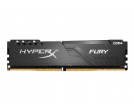 HyperX 8GB (1x8GB) 3733MHz CL19 Fury Black  - 546610 - zdjęcie 1