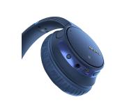 Sony WH-CH700NL Niebieskie - 511051 - zdjęcie 3