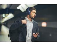 Sony WH-CH700NL Niebieskie - 511051 - zdjęcie 5