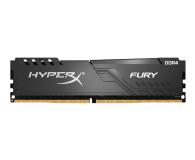 HyperX 4GB (1x4GB) 2400MHz CL15 Fury  - 510781 - zdjęcie 1