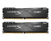 HyperX 8GB (2x4GB) 2400MHz CL15 Fury  - 510783 - zdjęcie 1