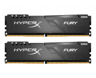 Pamięć RAM DDR4 HyperX 8GB (2x4GB) 2400MHz CL15 Fury