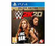 CENEGA WWE 2K20 Deluxe Edition - 510769 - zdjęcie 1