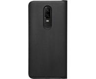 OnePlus Flip Cover do OnePlus 6 czarny  - 510032 - zdjęcie 2