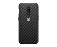 OnePlus Karbon Bumper Case do OnePlus 6t czarny - 510033 - zdjęcie 1