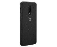 OnePlus Nylon Bumper Case do OnePlus 6t czarny  - 510030 - zdjęcie 2
