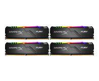 HyperX 32GB 3466MHz Fury RGB CL16 (4x8GB) - 511036 - zdjęcie 1