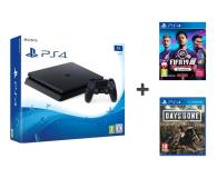 Sony Playstation 4 Slim 1TB + FIFA 19 + Days Gone - 511076 - zdjęcie 1