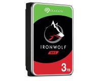 Seagate IRONWOLF 3TB 5900obr. 64MB  - 337229 - zdjęcie 4
