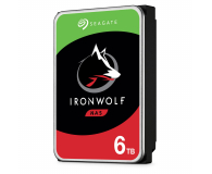 Seagate IronWolf 6TB 7200obr. 256MB  - 409112 - zdjęcie 3