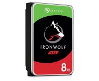 Seagate IronWolf 8TB 7200obr. 256MB  - 337219 - zdjęcie 4