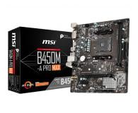 MSI B450M-A PRO MAX - 508079 - zdjęcie 1