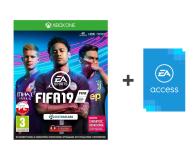 Microsoft FIFA 19 - Kupon + EA Access - 450975 - zdjęcie 1