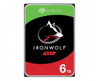 Seagate IronWolf 6TB 7200obr. 256MB  - 409112 - zdjęcie 1