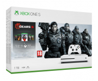 Microsoft Xbox One S 1TB + GoW 5 - 512345 - zdjęcie 1