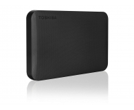 Toshiba Canvio Ready 500GB USB 3.0 czarny - 512464 - zdjęcie 2