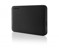 Toshiba Canvio Ready 1TB USB 3.0 Czarny - 512487 - zdjęcie 3