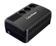CyberPower UPS BU650E-FR (600VA/360W, 3xFR, AVR) - 512087 - zdjęcie 1