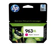 HP 963 XL 3JA28AE Magenta 1600str - 512271 - zdjęcie 1
