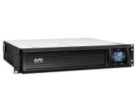 APC Smart UPS (1000VA/600W, 4x IEC, AVR, Rack) - 490523 - zdjęcie 2