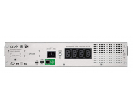 APC Smart UPS (1000VA/600W, 4x IEC, AVR, Rack) - 490523 - zdjęcie 4