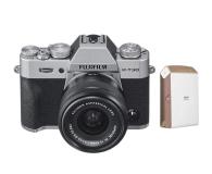 Fujifilm X-T30 + 15-45mm + Instax Share SP-2  złota - 513386 - zdjęcie 1