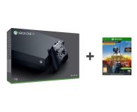 Microsoft Xbox One X 1TB +PUBG - 458472 - zdjęcie 1