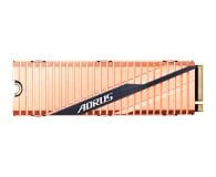 Gigabyte 500GB M.2 PCIe Gen4 NVMe AORUS - 512965 - zdjęcie 1