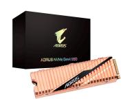 Gigabyte 500GB M.2 PCIe Gen4 NVMe AORUS - 512965 - zdjęcie 4
