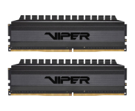 Pamięć RAM DDR4 Patriot 16GB (2x8GB) 3600MHz CL17 Viper 4 Blackout