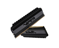 Patriot 8GB 3000MHz Viper 4 Blackout CL16 (2x4GB) - 513023 - zdjęcie 4
