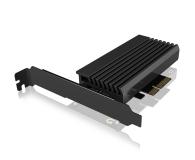 ICY BOX Karta PCIe M.2 M-Key dla 1 dysku SSD M.2 NVMe - 507184 - zdjęcie 1