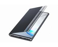 Samsung Clear View Cover do Galaxy Note 10 czarny - 508374 - zdjęcie 3
