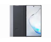 Samsung Clear View Cover do Galaxy Note 10+ czarny - 508401 - zdjęcie 2