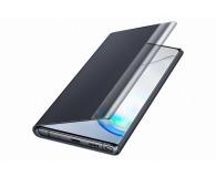 Samsung Clear View Cover do Galaxy Note 10+ czarny - 508401 - zdjęcie 3