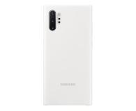 Samsung Silicone Cover do Galaxy Note 10+ biały - 508408 - zdjęcie 1