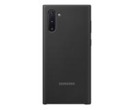 Samsung Silicone Cover do Galaxy Note 10 czarny - 508381 - zdjęcie 1