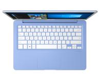 ASUS VivoBook E406MA N4000/4G/64/Win10+Office Niebieski - 508830 - zdjęcie 4