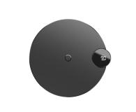 Baseus Ładowarka indukcyjna 10W (LED, czarny) - 509234 - zdjęcie 2