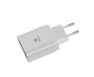 Baseus Ładowarka sieciowa 3x USB, 2.4A (biały) - 509254 - zdjęcie 5