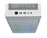 Corsair iCUE 220T RGB Airflow biała - 509031 - zdjęcie 4
