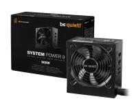 be quiet! System Power 9 500W CM 80 Plus Bronze - 509249 - zdjęcie 1