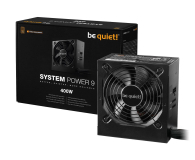 be quiet! System Power 9 400W CM 80 Plus Bronze - 509248 - zdjęcie 1