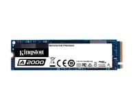 Kingston 250GB M.2 PCIe NVMe A2000 - 510262 - zdjęcie 1