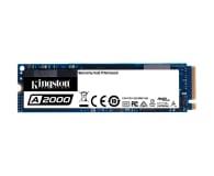 Kingston 500GB M.2 PCIe NVMe A2000 - 510264 - zdjęcie 1