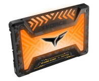 "Team Group 500GB 2,5"" SATA SSD T-Force Delta S TUF RGB  - 514400 - zdjęcie 3"