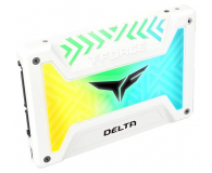 "Team Group 500GB 2,5"" SATA SSD T-Force Delta RGB White  - 514395 - zdjęcie 3"