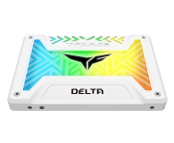 "Team Group 500GB 2,5"" SATA SSD T-Force Delta RGB White  - 514395 - zdjęcie 2"