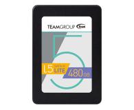 """Team Group 480GB 2,5"""" SATA SSD L5 LITE - 474616 - zdjęcie 1"""